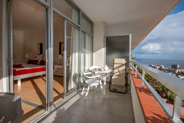 Apartment Oeano de Luz - Urlaub Teneriffa Nord (1)